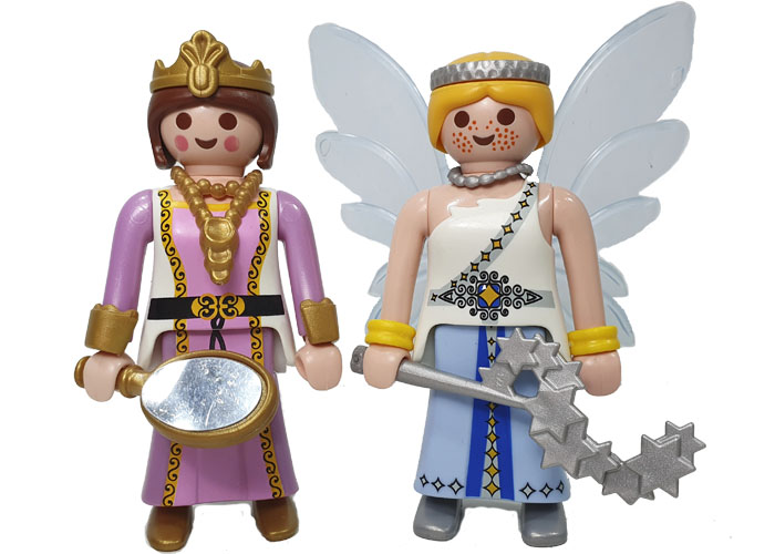 Playmobil Duo Hada y Princesa playmobil