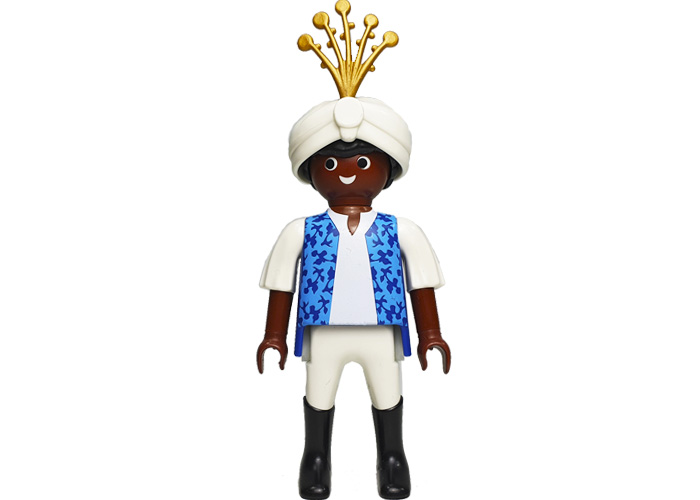 Playmobil Indio con turbante  playmobil