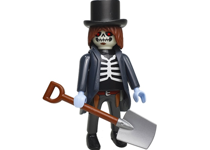 Playmobil Fantasma Jack Enterrador playmobil
