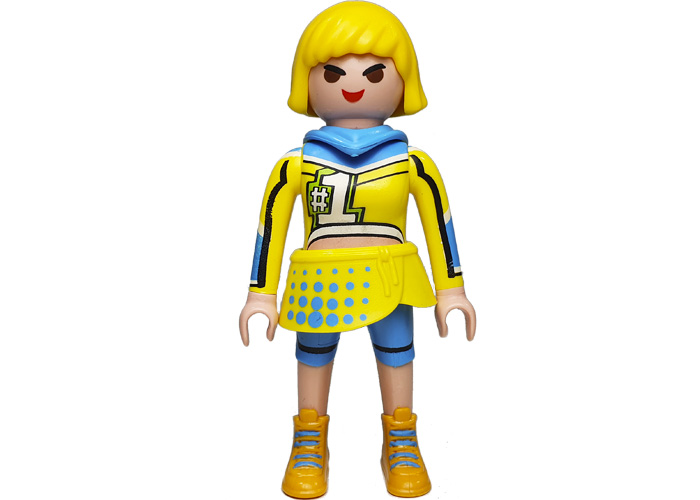 Playmobil Kimby Comic World Basica  playmobil