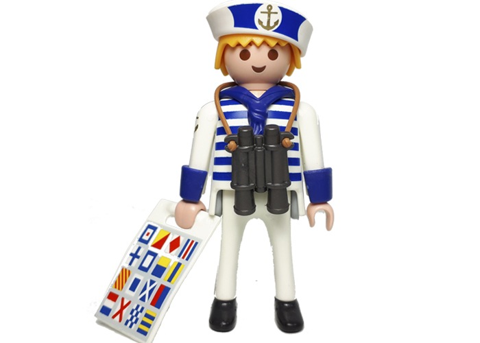 Playmobil Marinero S14 playmobil