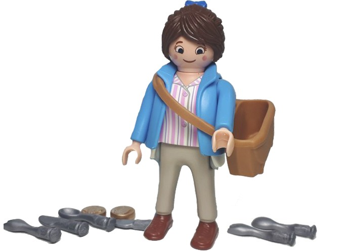Playmobil Marla The Movie  playmobil
