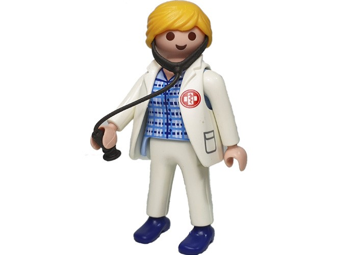 Playmobil Medica Doctora playmobil