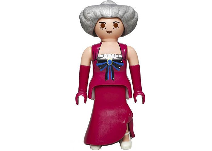 Playmobil Lady Nightmare Music World playmobil