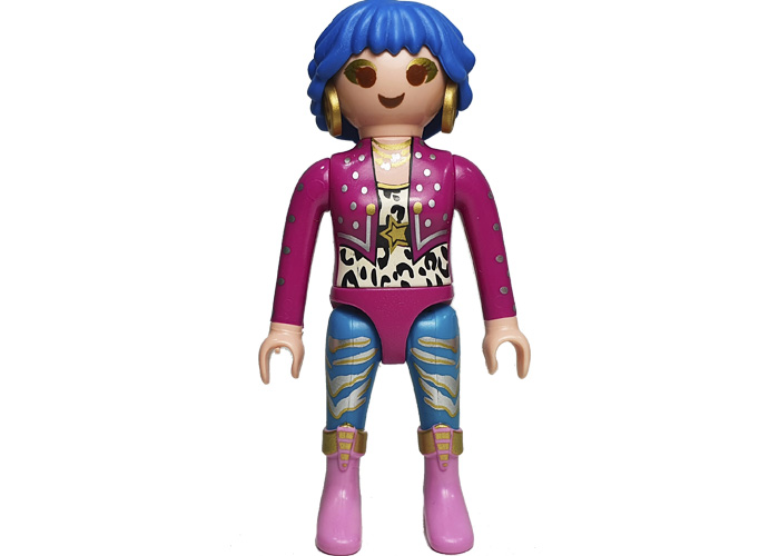 Playmobil Mrs SpotLight Basica playmobil