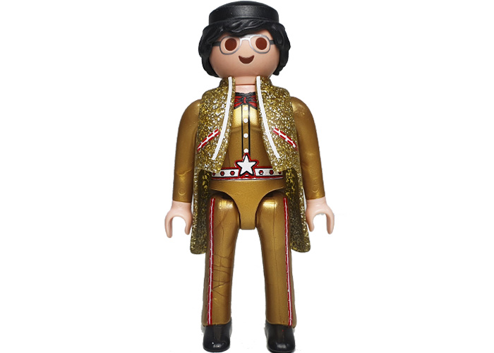 Playmobil Sir Talk-a-lot basico playmobil