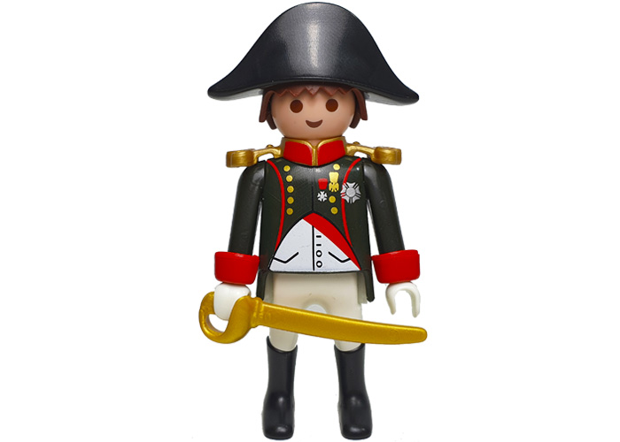 Playmobil Napoleón con sable playmobil
