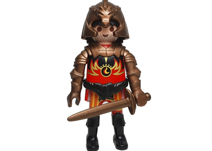 Playmobil Guardian Dragones de Burnham playmobil