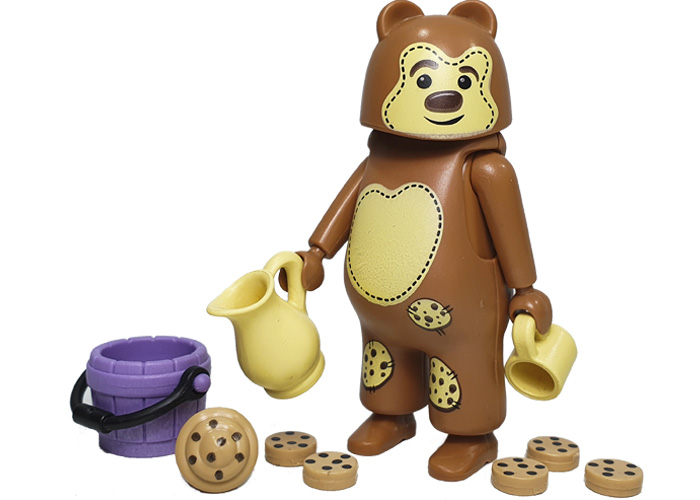 Playmobil Mr Cookie Bear playmobil