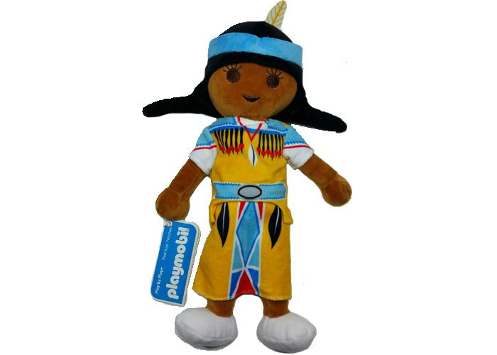 Playmobil Peluche India 30cm playmobil