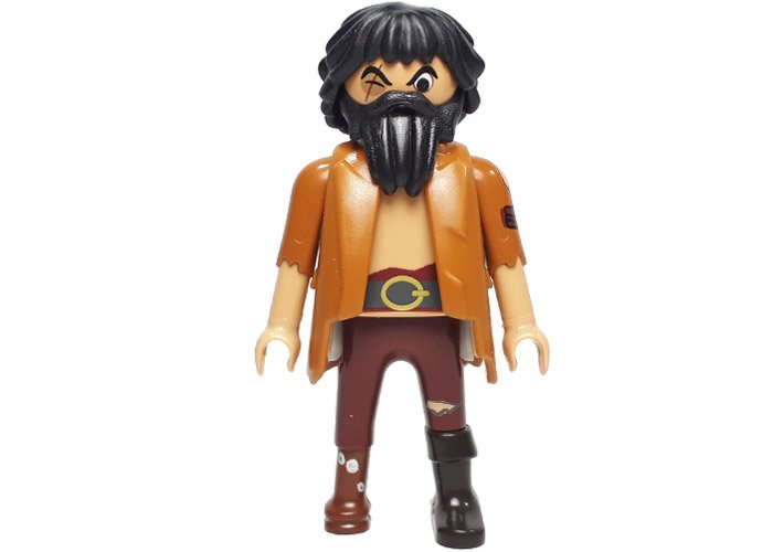 Playmobil Pirata Tuerto The Movie playmobil