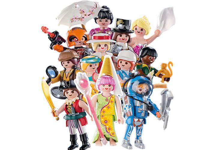 Playmobil Serie 16 Chicas playmobil
