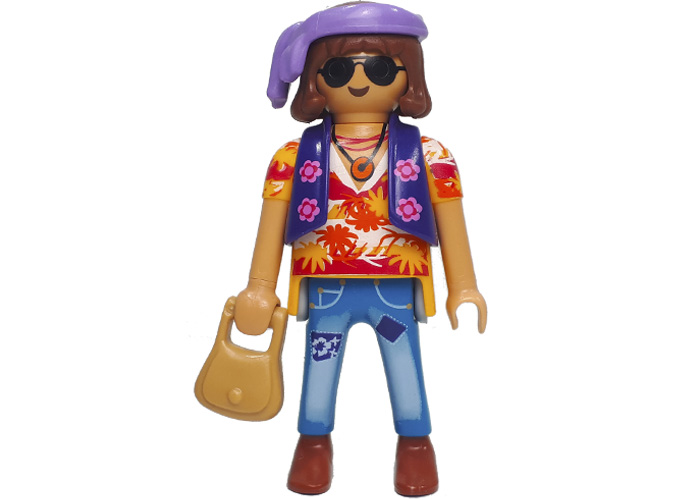 Playmobil Hippie Serie 15 playmobil