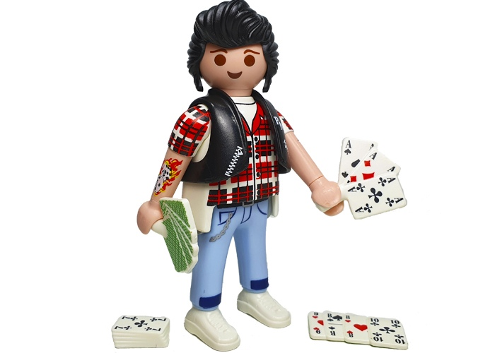 Playmobil Jugador Poker S16 playmobil
