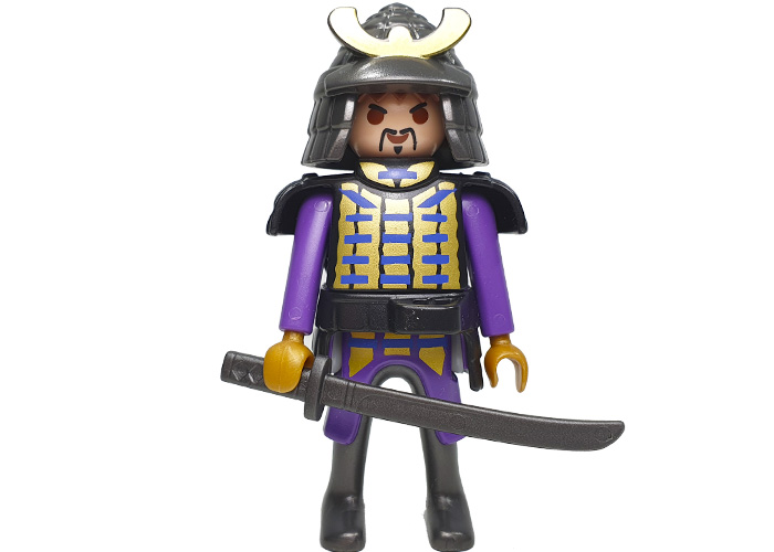 Playmobil Samurai con catana v2 playmobil