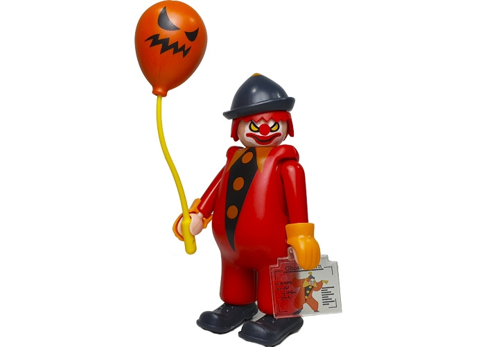 Playmobil Ghost Clown  playmobil