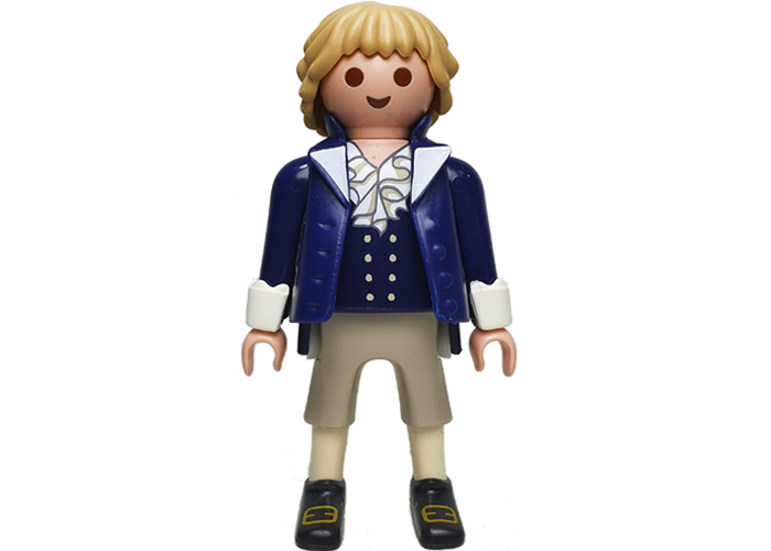 Playmobil Friedrich Schiller playmobil