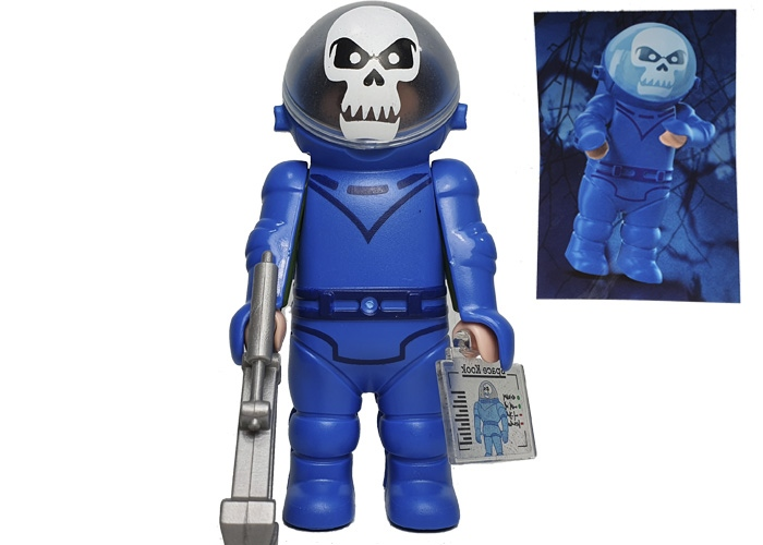 Playmobil Spooky Space Kook playmobil