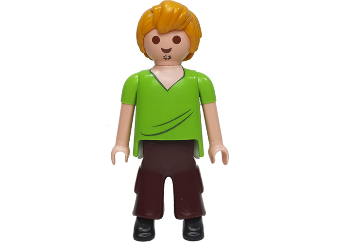 Playmobil Shaggy Basico  playmobil