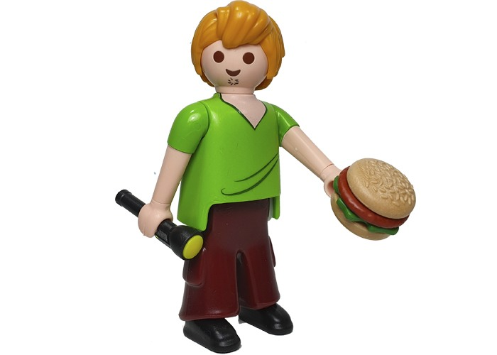 Playmobil Shaggy  Scooby-Doo playmobil