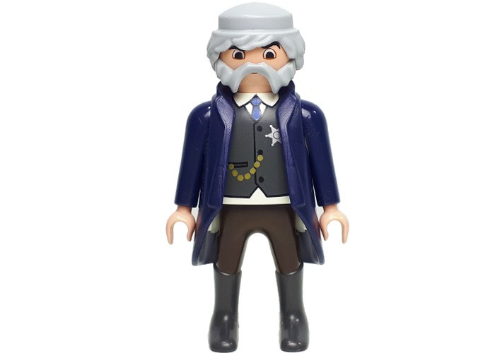 Playmobil Sheriff basico The Movie playmobil