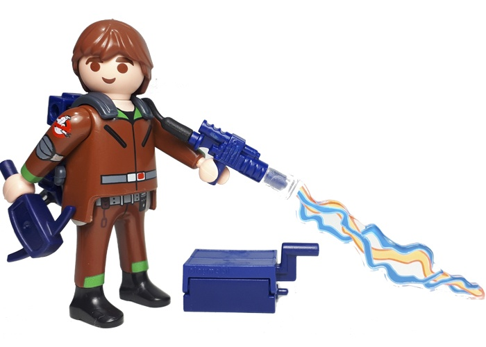 Playmobil Venkman Traje Marron playmobil